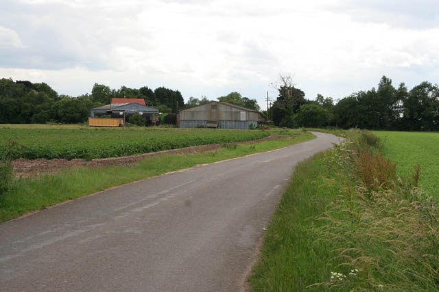 Ashtree Farm on Huddletree Bank
