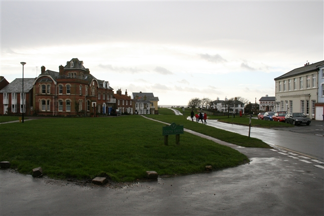 South Green, Southwold