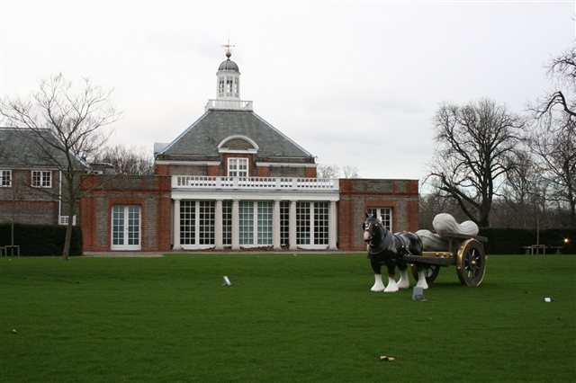 Serpentine gallery, Hyde Park