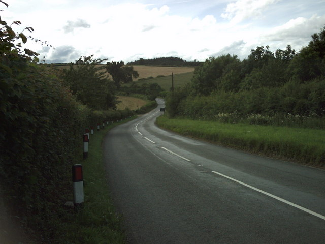 Road near Hillpike