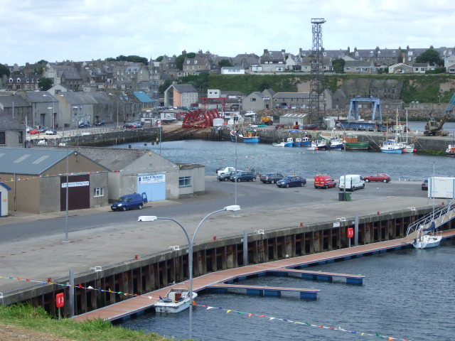 The Jetty and Lifeboat Station