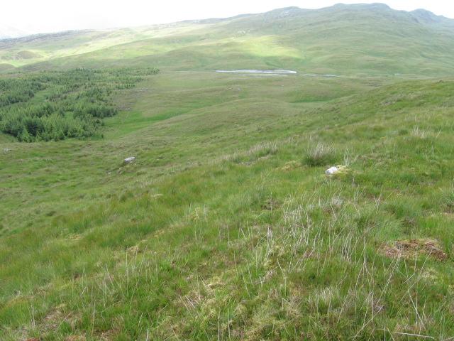 Towards Lochan Sheileachan