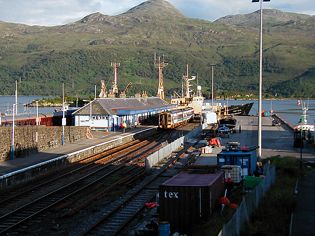 Kyle of Lochalsh Railway Station