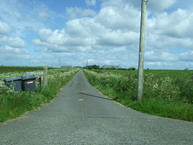Access to Gillfield