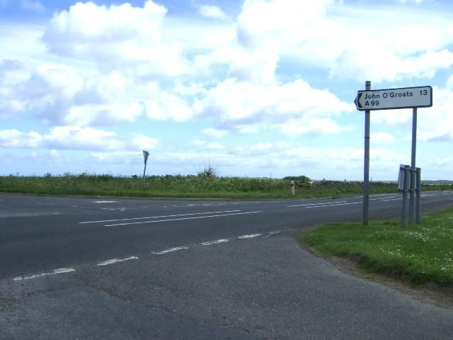 Reiss crossroads