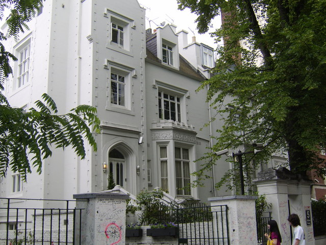 Abbey Road Studios, London NW8