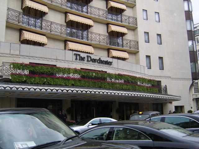 Dorchester Hotel, Mayfair
