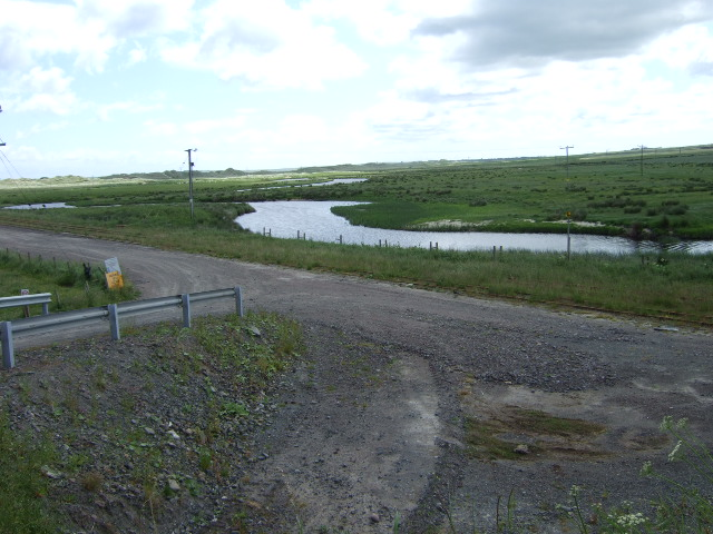 Downstream Water of Wester