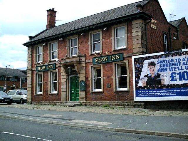 The Shaw Inn, Racecommon Road, Barnsley