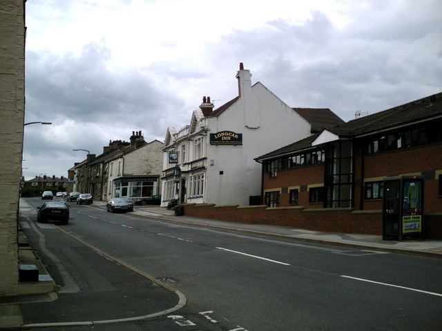 The Longcar Inn, Racecommon Road, Barnsley