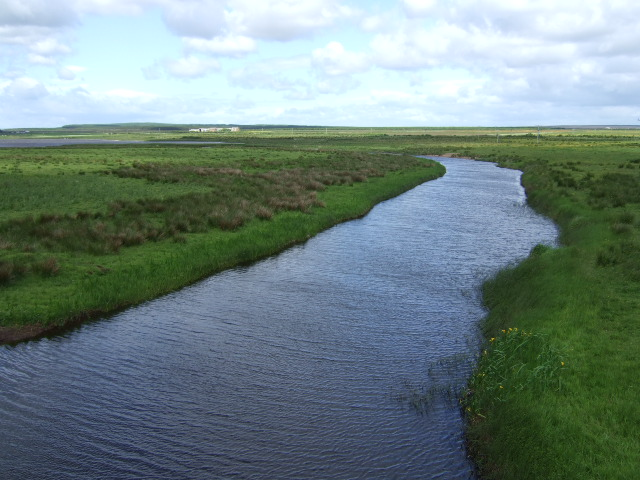 Upstream Water of Wester