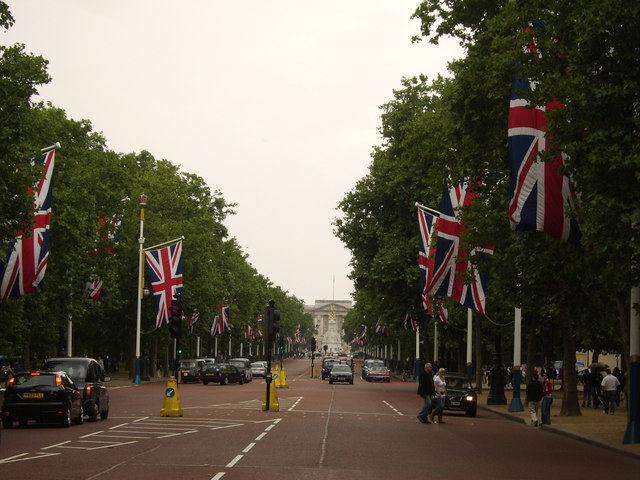 The Mall, Westminster