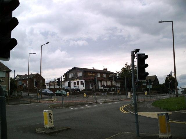 The Bush Inn, Kingstone, Barnsley