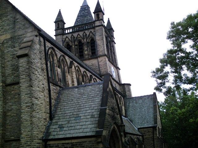 St Edward's Church Kingstone Barnsley
