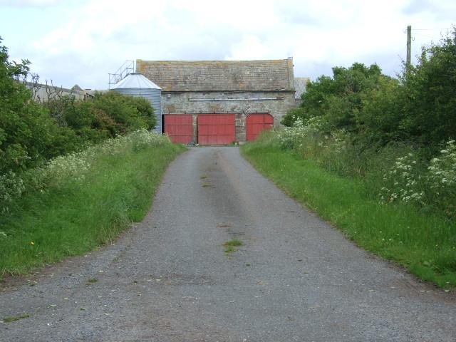 Access to Auckhorn