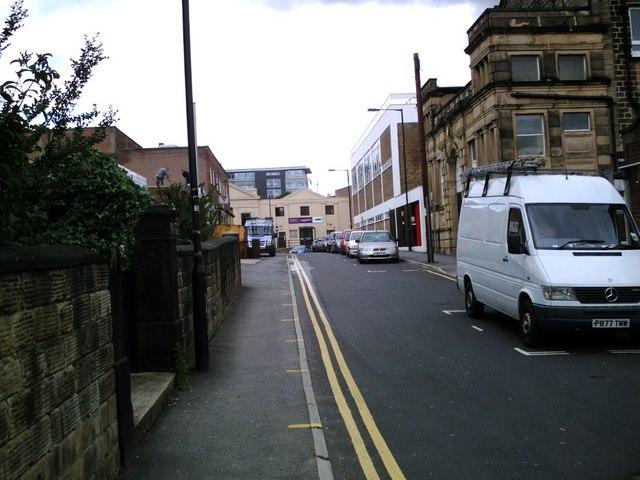 Blucher St. Barnsley