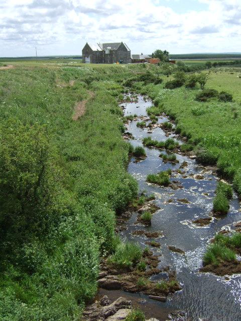 Downstream Burn of Lyth
