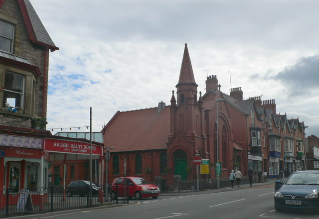 English Baptist Chapel