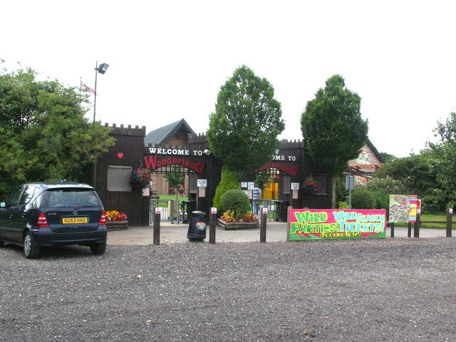 Entrance to Adventure Wonderland
