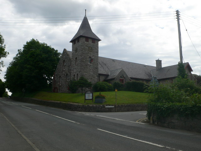 Llanddulas Village Hall