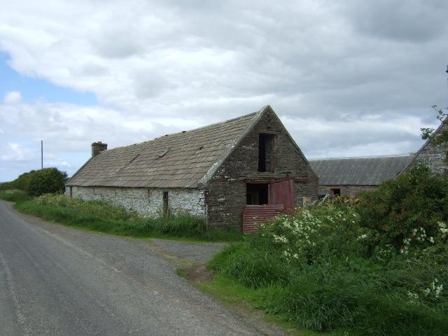 Lochside steadings