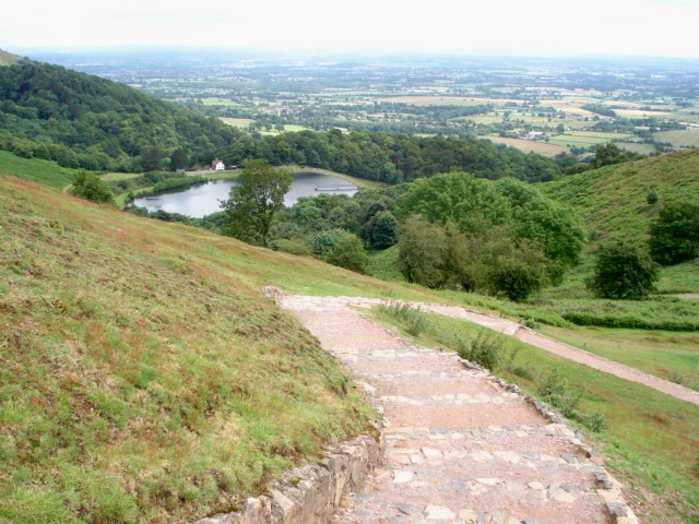 Path to the Herefordshire Beacon