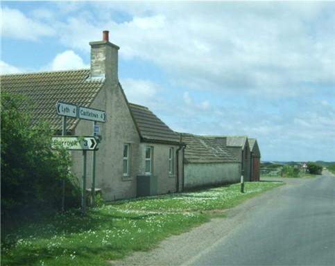 Barrock junction
