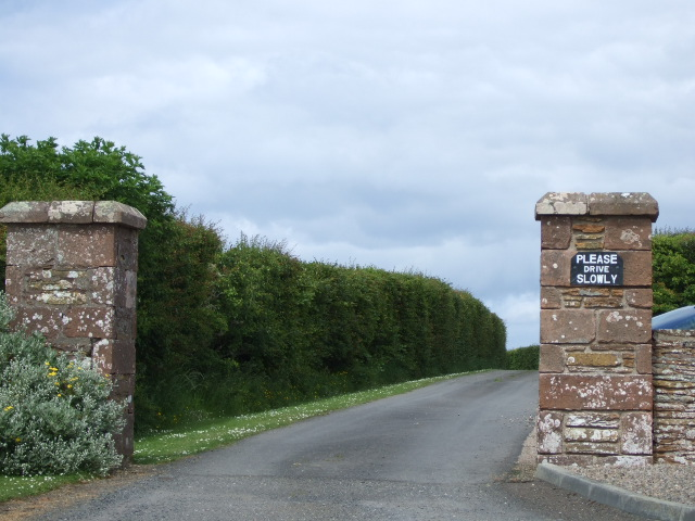 Access to Castle of Mey