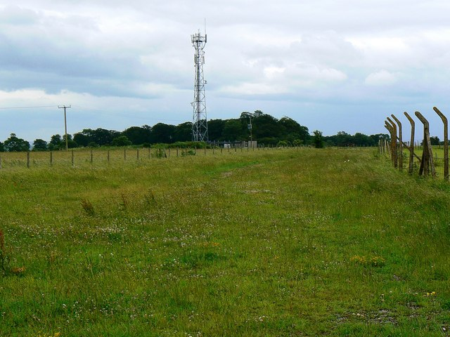 Telecoms mast, Charmy Down
