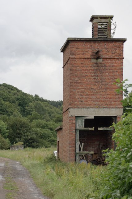 Fan House, Ayton Mine