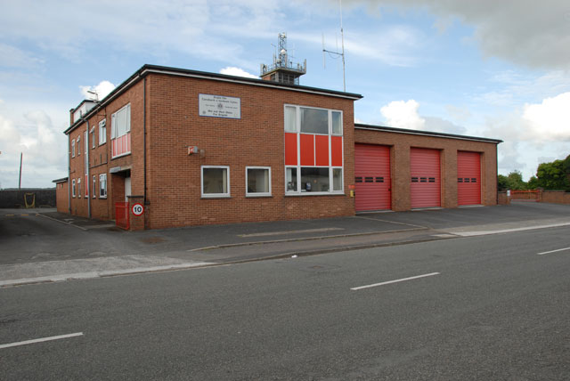 Pembroke Dock Fire Station