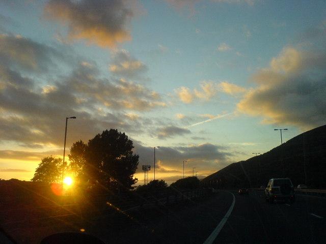 M4 Port Talbot