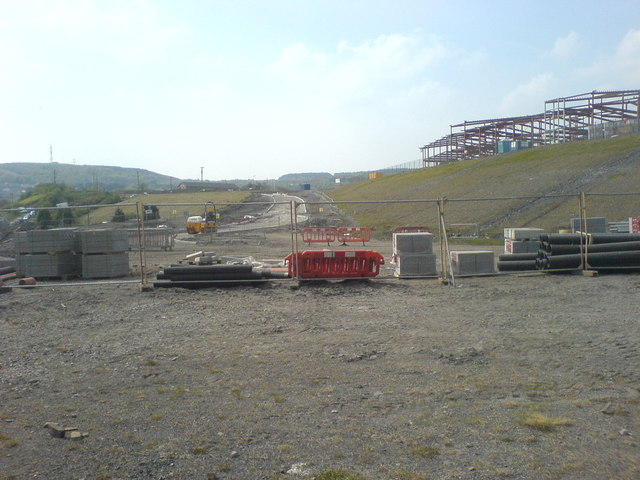 Construction Of The New Comprehensive School