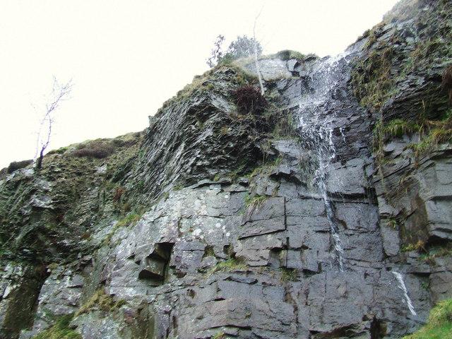 Waterfall (Dyffryn)