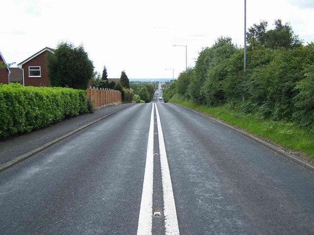 Pye Green Road