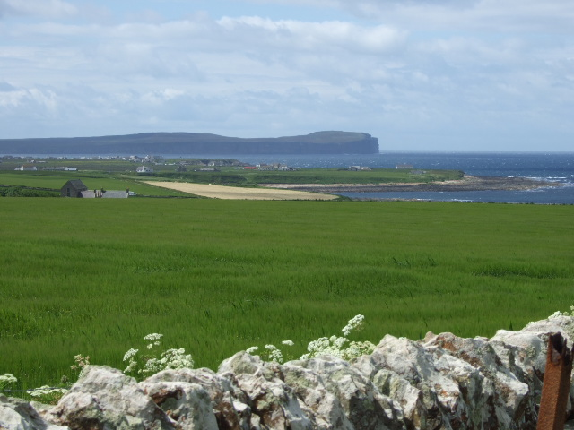 View towards Dunnet Head - ND2076