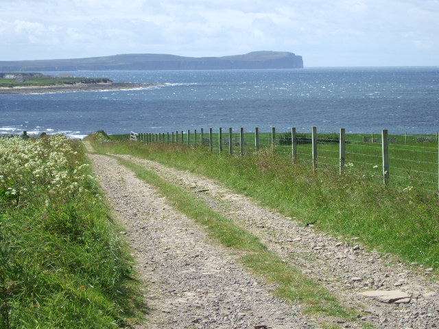Track down to Wester Haven