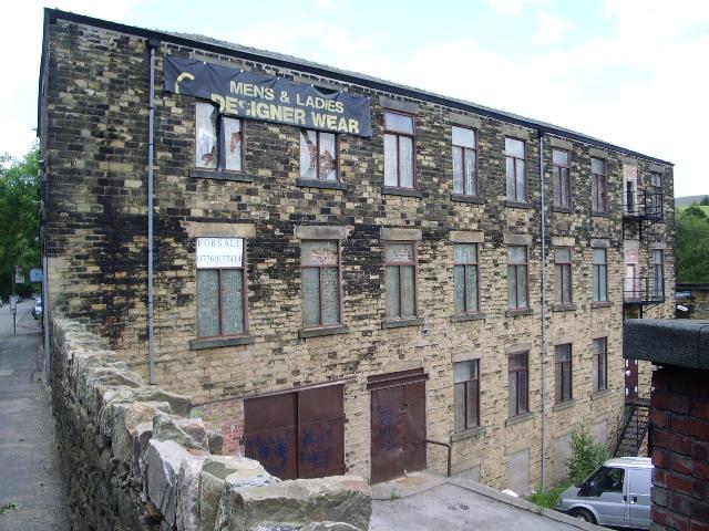 Weir Mill