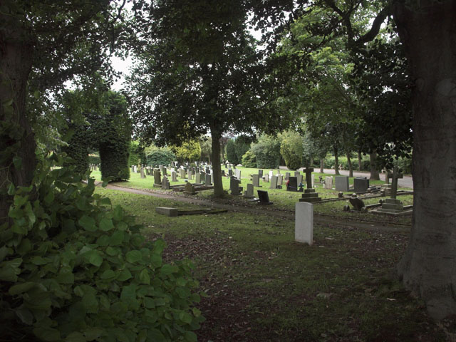Forsbrook Cemetery