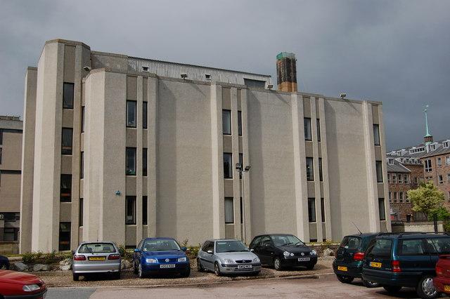 Queen Mother Library, University of Aberdeen