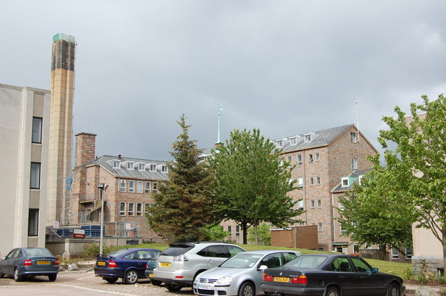 Meston Building, University of Aberdeen