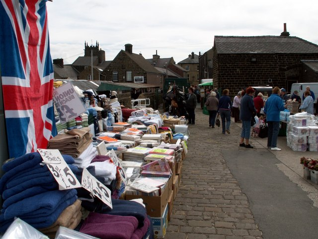 Back Lane Market Penistone