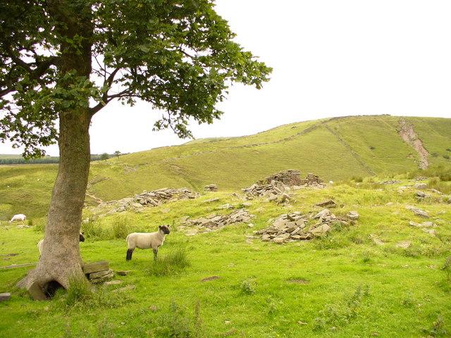 Site of Black Hill Farm