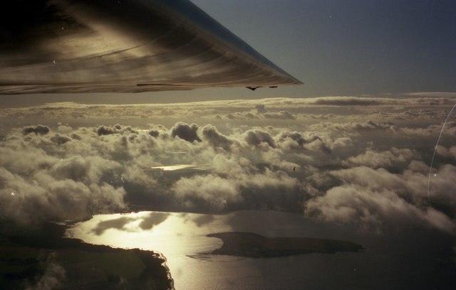 St Serf's Island, Loch Leven