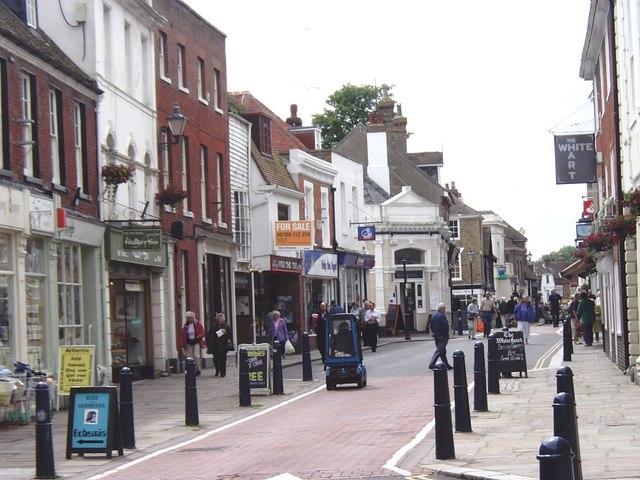 High Street, Hythe