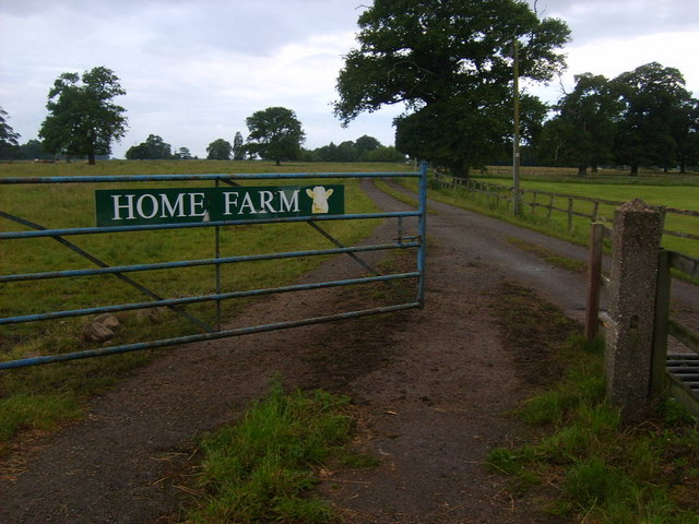 Home Farm entrance