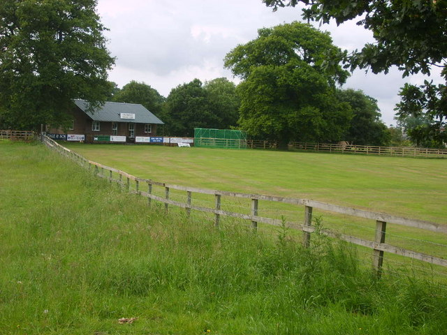 Stillingfleet cricket ground