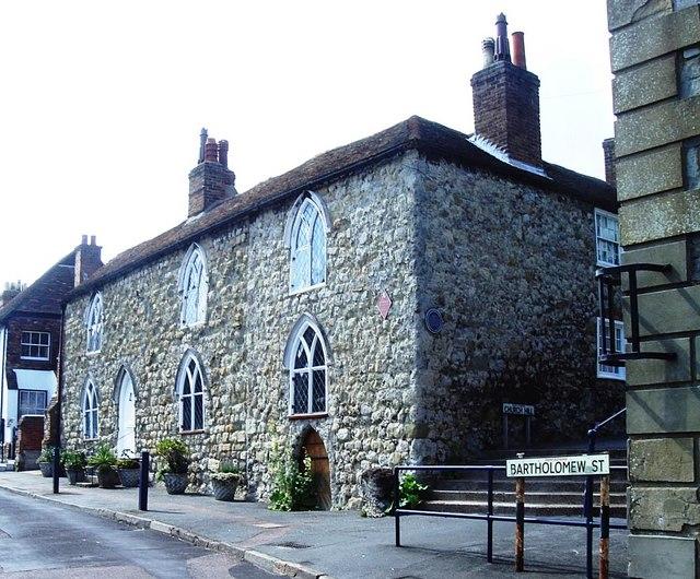 St Bartholomew's Hospital, Hythe