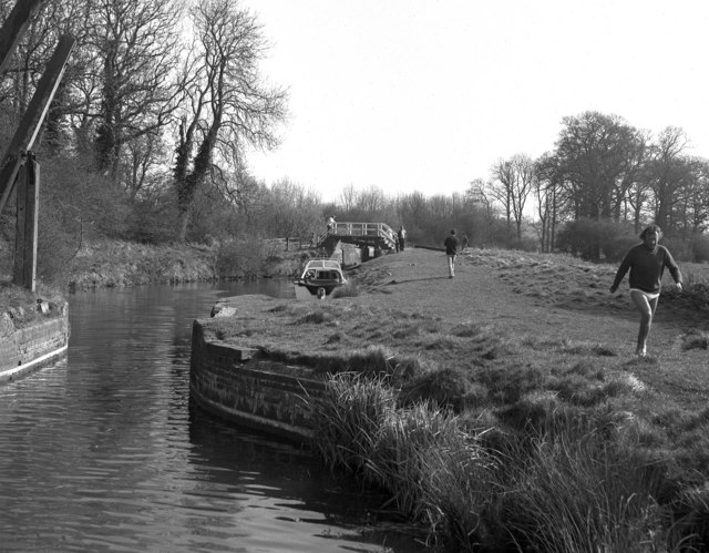 The Welford Arm, Grand Union Canal