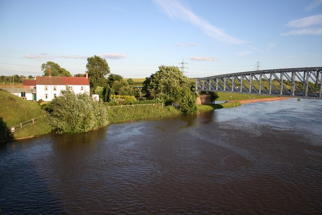 View from Dunham Bridge